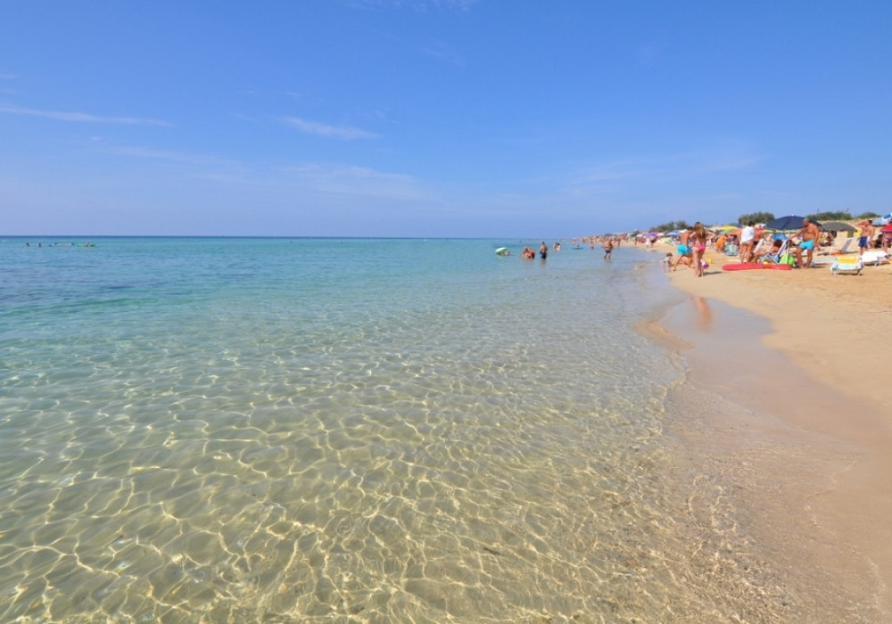 Apulia Puglia holidays - Beautiful holiday house for rent in Montesano Salentino - Detached house sea
