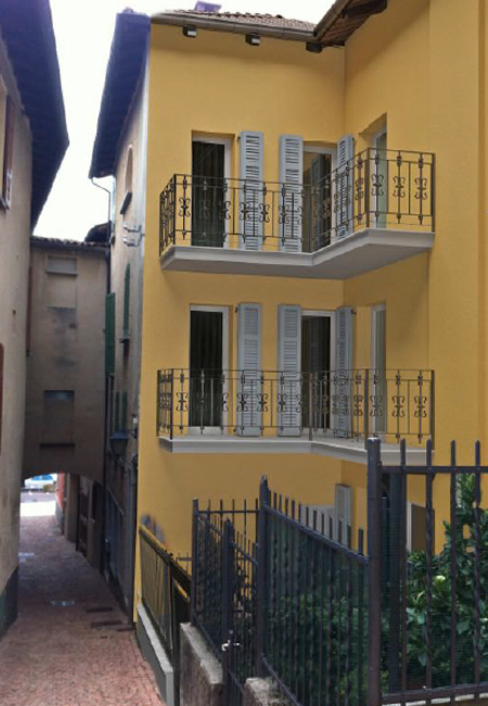DELO 02 CAM - Campione d'Italia - Four Room Apartment