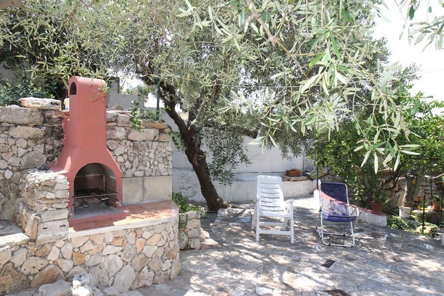 Apulia Puglia holidays - Holiday Apartment for rent in Villa at Torre Vado - Apartment sea